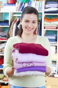 Once you're shown how clothes are supposed to look and fit, it's easy to assess what to keep in your closet.