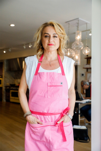 Chef Silvia Baldini founder of Strawberry and Sage, The Secret Ingredient Girls and Real Eats. Photo credit: J.Shotti