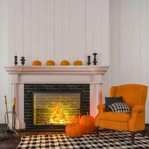 orange-chair-pumpkin-mantle